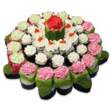 суши торт Праздничный